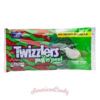 Twizzlers Pull 'n' Peel Green Apple 340g