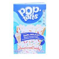 Pop Tarts Frosted Vanilla Milkshake  (2 Toast-Taschen)