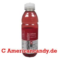 Vitaminwater Defense Raspberry Apple