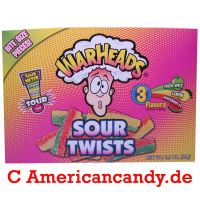 Warheads Sour Twists 99g