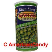Khao Shong Wasabi coated green peas 280g