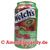 Welch's Strawberry Kiwi Juice