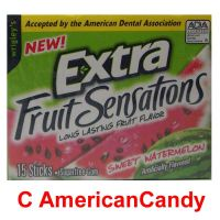 KNÜLLER 10x Wrigley's Extra Fruit Sensations Sweet Watermelon 15